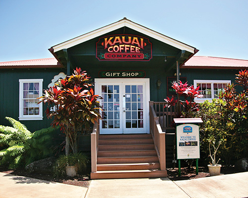 Kauai Coffee Company Gift Shop