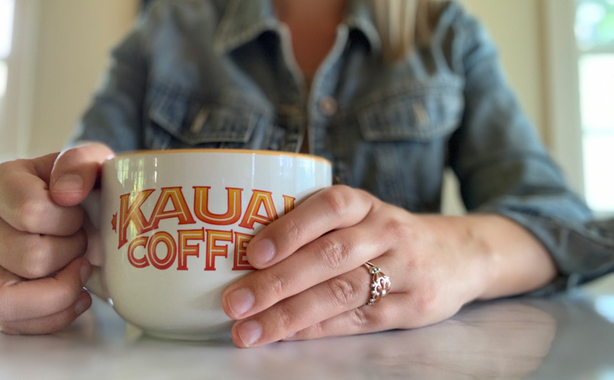 Coffee is Aloha, Comfort and Connection